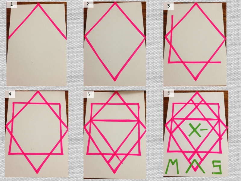 #diy #gift card #paper tape #geometric